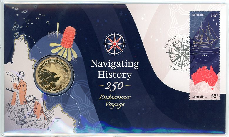 Thumbnail for 2020 Navigating History - 250 Year Anniversary Endeavour Voyage