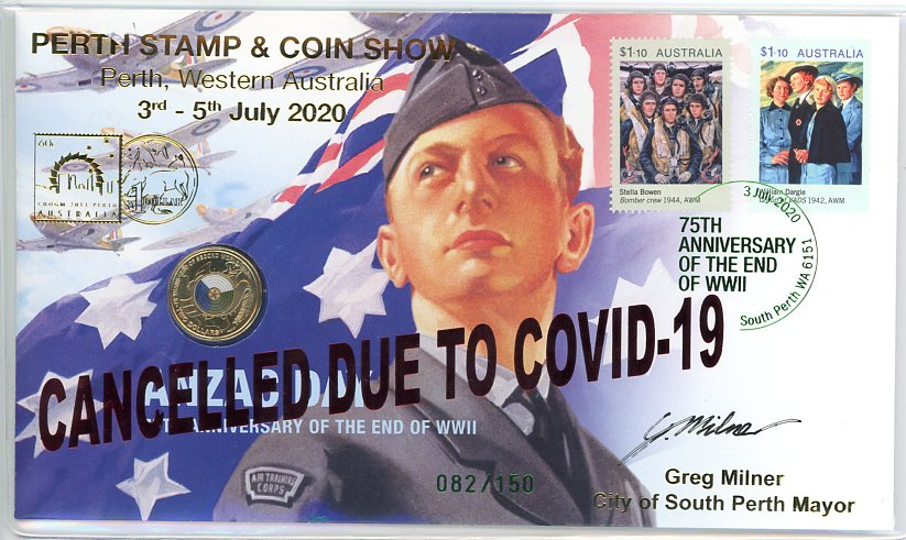 Thumbnail for 2020 Perth Cancelled Coin Show PNC