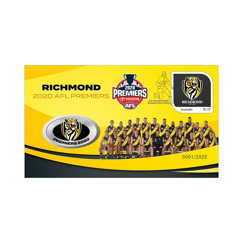 Thumbnail for 2020 Richmond AFL Premiers PNC