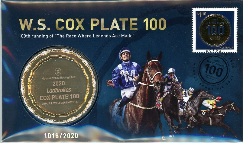 Thumbnail for 2020 W.S. Cox Plate 100 PNC