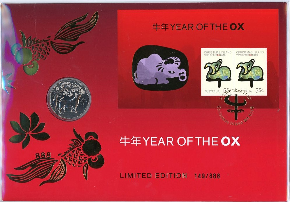 Thumbnail for 2020 Year of the Ox - Limited Edition
