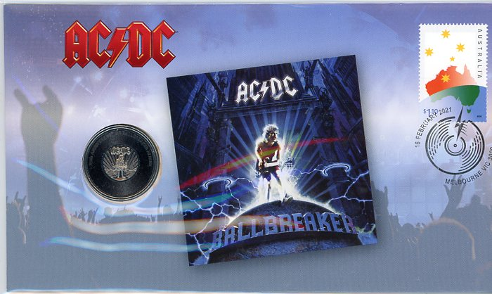 Thumbnail for 2021 Issue 11 ACDC - Ballbreaker PNC