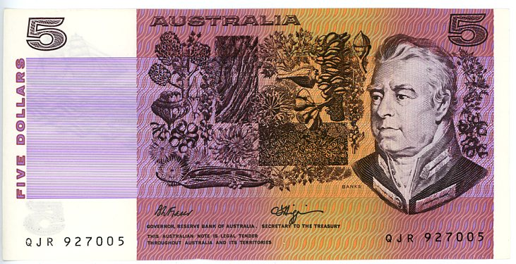 Category Image for Paper Five Dollar