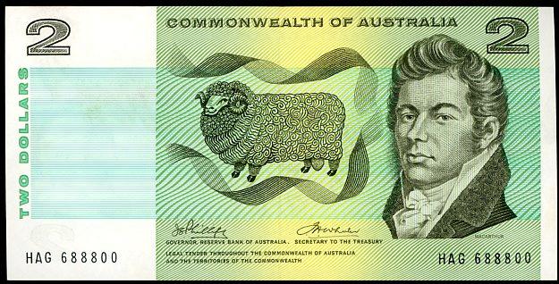 Thumbnail for 1972 $2 Phillips-Wheeler HAG 688800 gEF