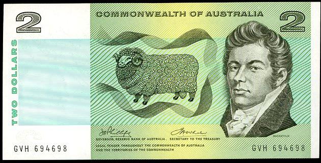 Thumbnail for 1972 $2 Phillips-Wheeler GVH 694698 aUNC
