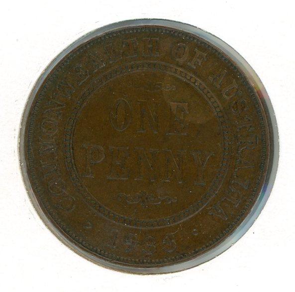 Thumbnail for 1932-1933 Australian Penny FINE
