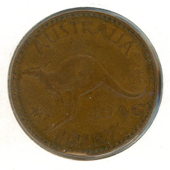 Thumbnail for 1946 Penny VF