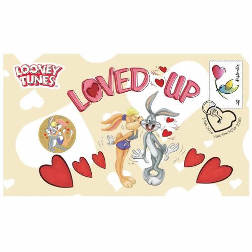 Thumbnail for 2019 Issue 06 Looney Tunes - Loved Up