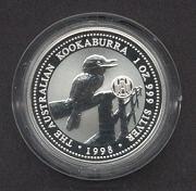 Thumbnail for 1998 1oz Kookaburra European Country Privy Mark Series - Spain