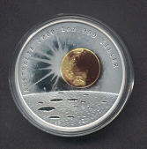 Thumbnail for 2000 Australian Millennium 1oz Coloured Silver Proof Coin