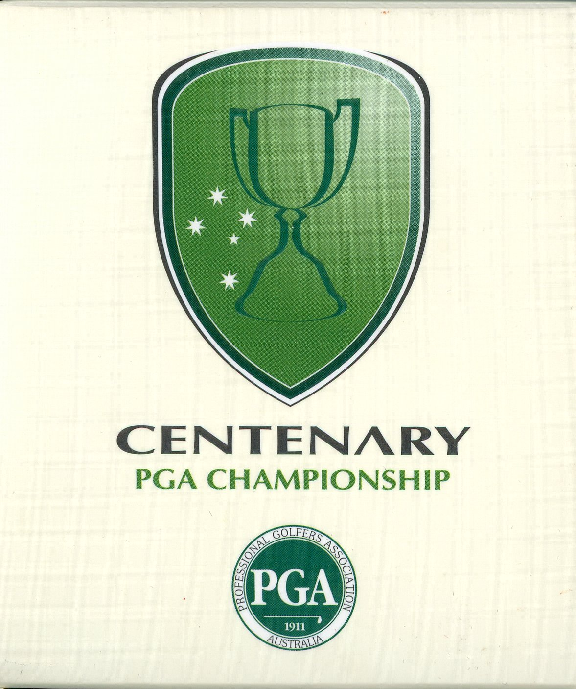 Thumbnail for 2005 Centenary PGA Championship 1oz Coloured Silver Proof