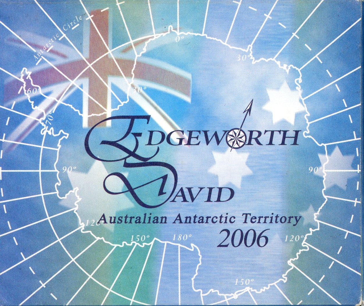 Thumbnail for 2006 1oz Coloured Silver Proof - Australian Antarctic Territory Edgeworth David Base