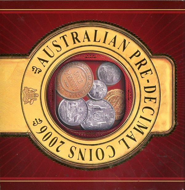 Thumbnail for 2006 Australian PreDecimal 1oz Silver Locket Coin
