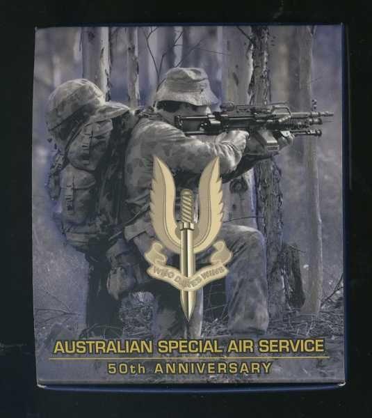 Thumbnail for 2007 1oz Silver Coin 50th Anniversary - SAS