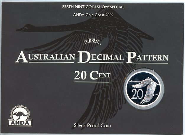 Thumbnail for 2009 Australian Decimal Pattern