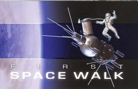 Thumbnail for 2009 First Space Walk One oz Coloured Coin - Cook Islands