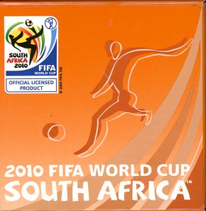 Thumbnail for 2010 FIFA World Cup $2 Gold Proof Coin