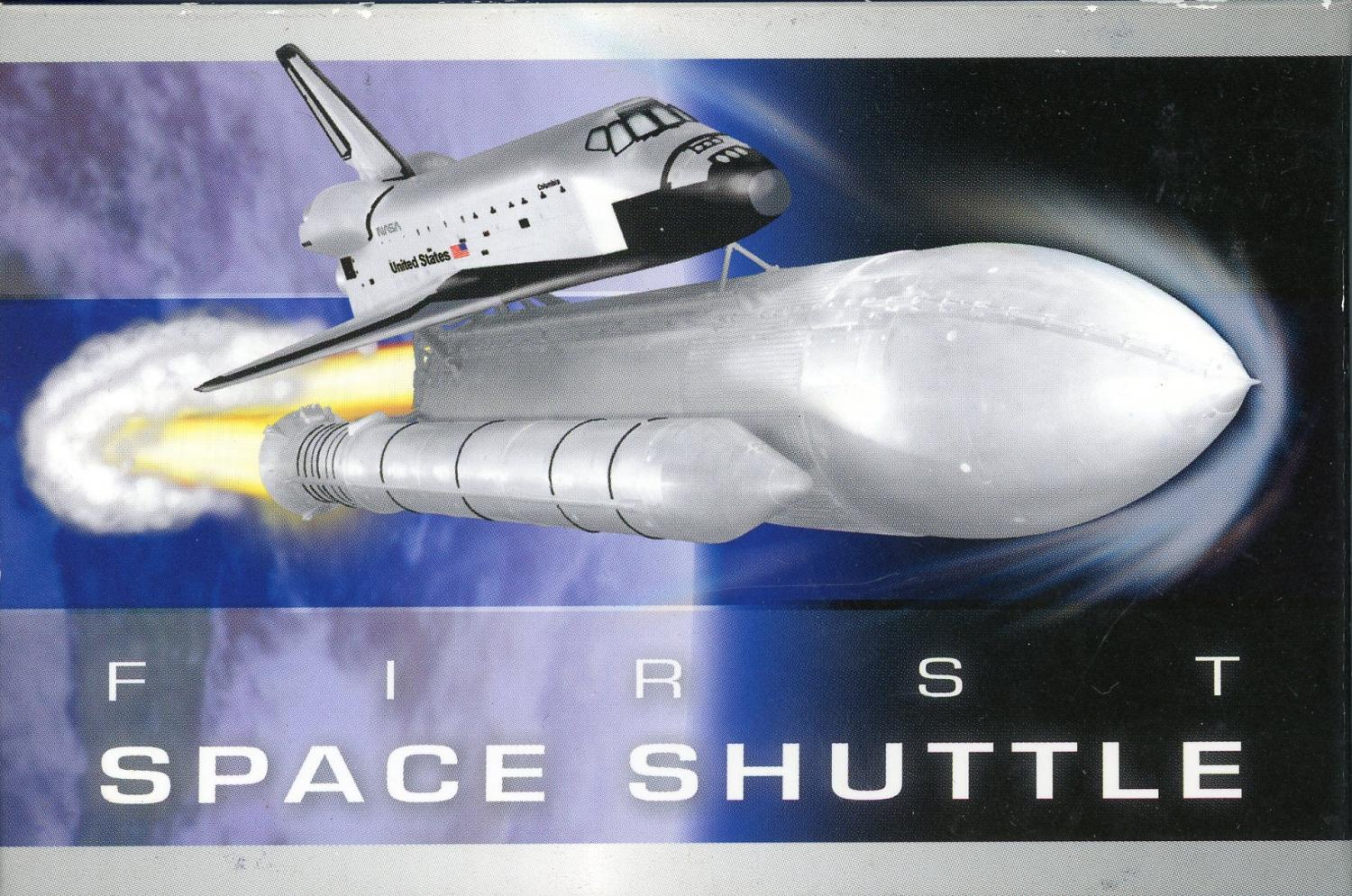 Thumbnail for 2010 First Space Shuttle Coloured 1oz Silver Coin - Cook Islands