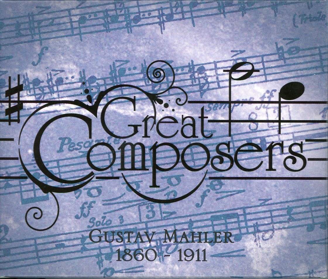 Thumbnail for 2010 Tuvalu Great Composers 1oz Silver Proof - Gustav Mahler