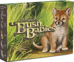Thumbnail for 2011 Bush Babies Half Oz Coloured Silver Proof - Dingo