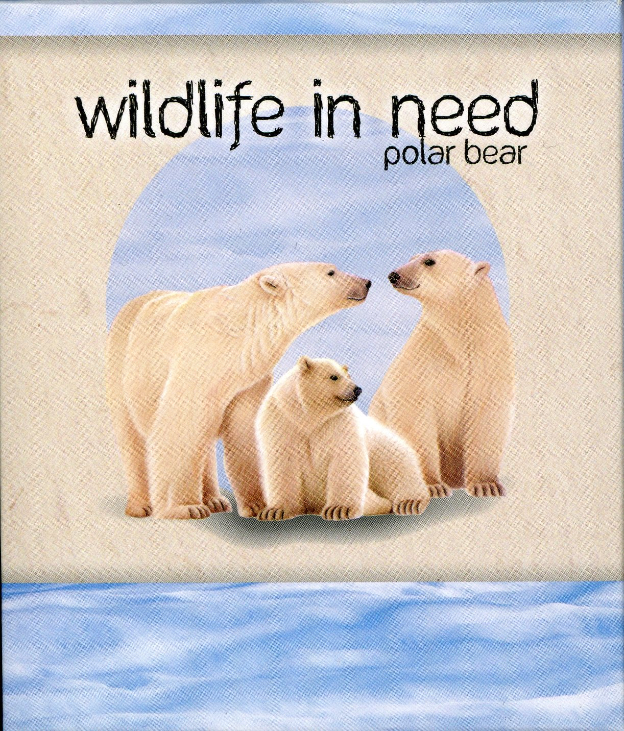 Thumbnail for 2012 Tuvalu 1oz Silver Coloured Proof Coin - Wildlife in Need Polar Bear