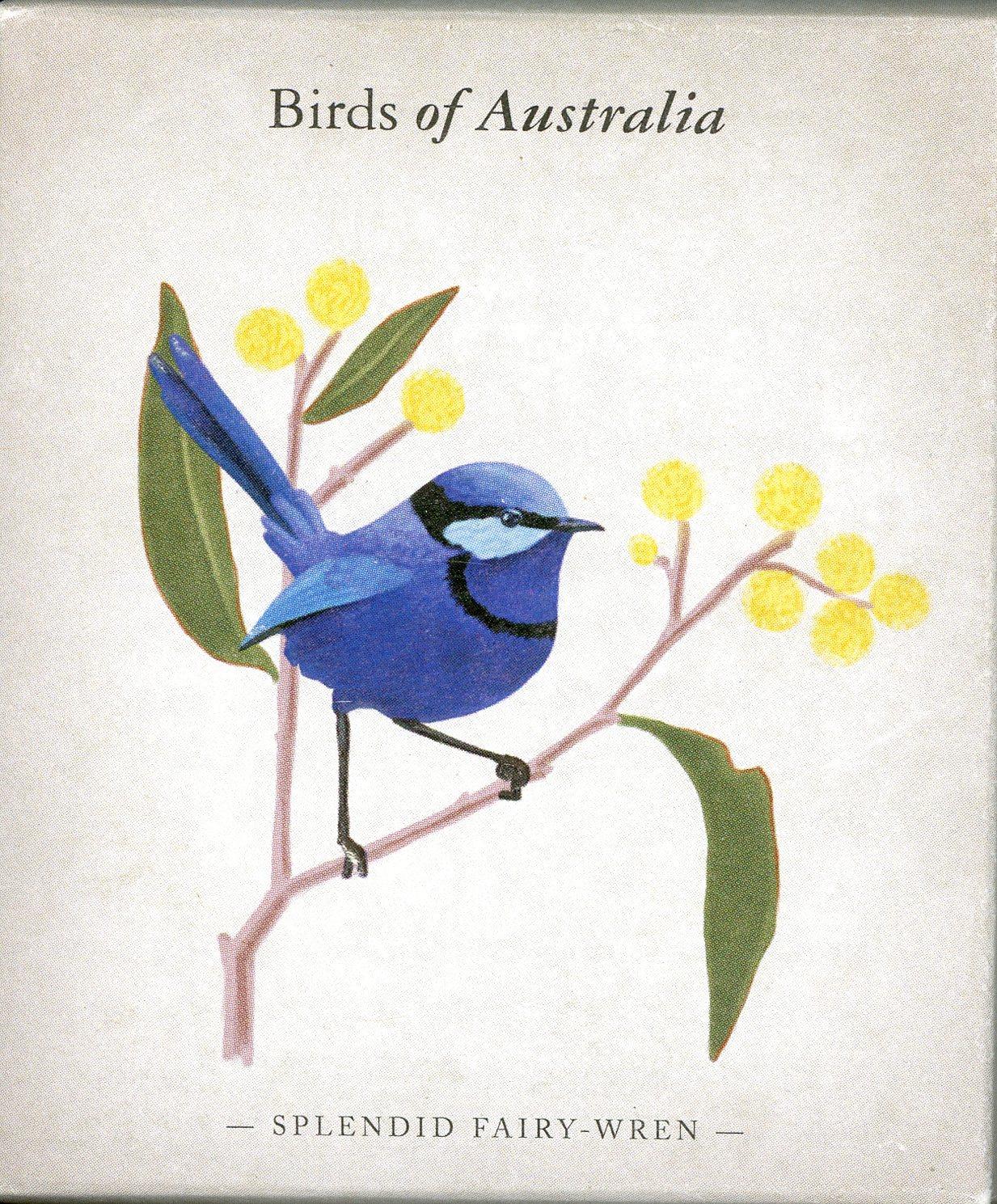 Thumbnail for 2013 Australian Half oz Coloured Silver Proof Birds of Australia - Spendid Wren