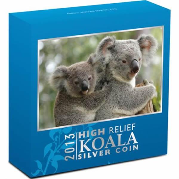 Thumbnail for 2013 5oz Silver Proof Koala