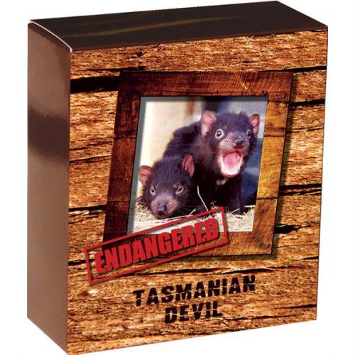 Thumbnail for 2013 Tuvalu Endangered Series - Tasmanian Devil
