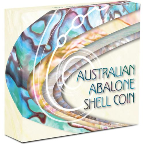 Thumbnail for 2014 Australian 1oz Silver Proof Abalone Shell Coin