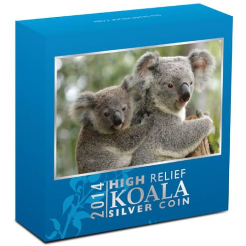 Thumbnail for 2014 5oz Silver Proof Koala
