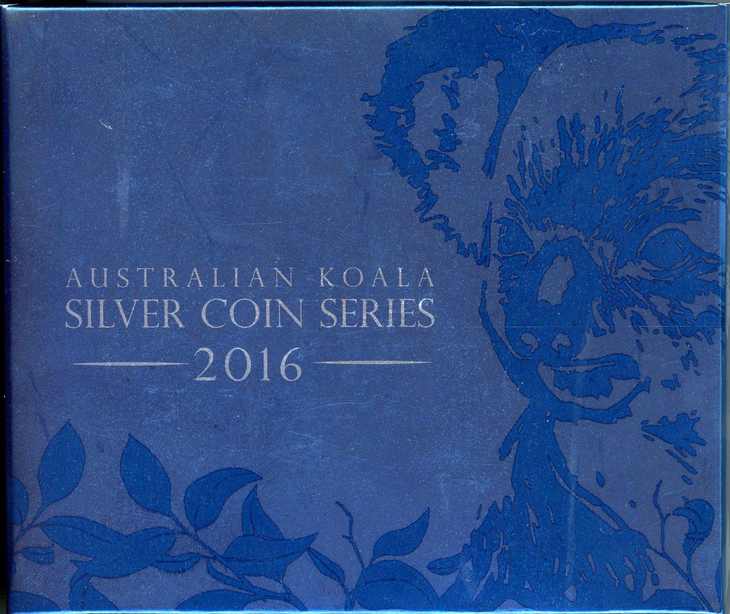 Thumbnail for 2016 Australian High Relief 1oz Silver Koala Proof Coin