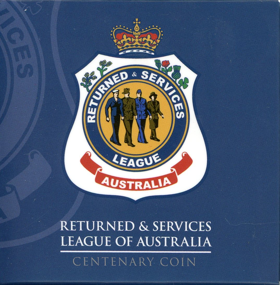 Thumbnail for 2016 One Quarter oz Gold Proof - Returned Services League of Australia