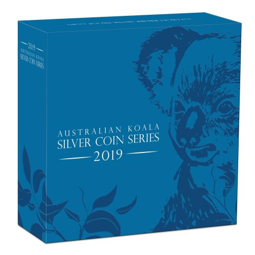 Thumbnail for 2019 Australian Koala 1oz Silver Proof High Relief Coin