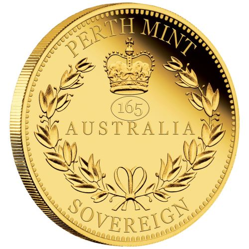 Thumbnail for 2020 Australian Perth Mint Proof Gold Sovereign