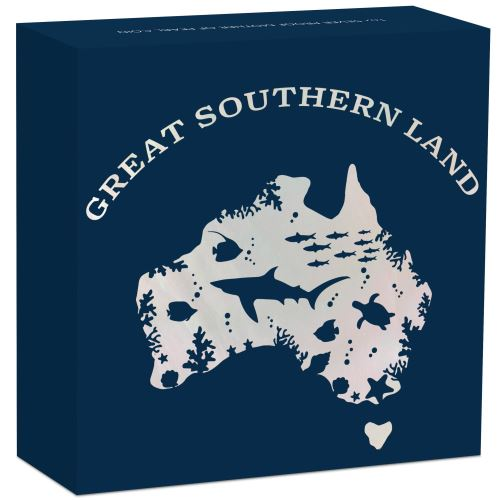 Thumbnail for 2021 Great Southern Land 1oz Silver Proof Mother of Pearl Coin