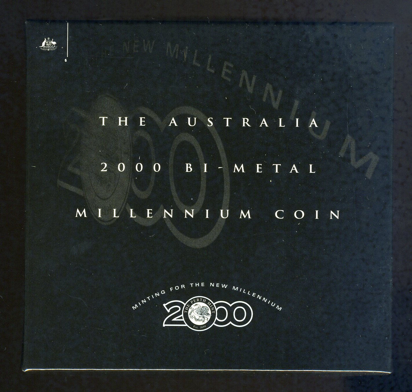 Thumbnail for 2000 Australian Bi-Metal Millenium Coin