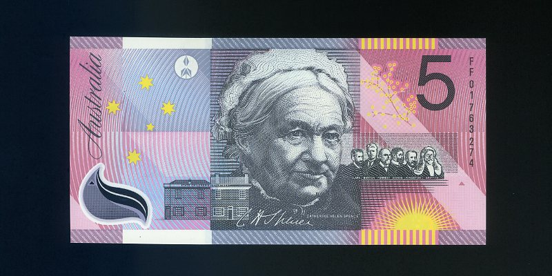 Thumbnail for 2001 Federation Commemorative Uncirculated
