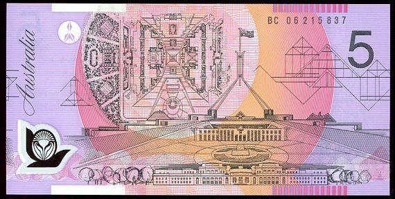 Thumbnail for 2006 $5 BC06 215837 UNC