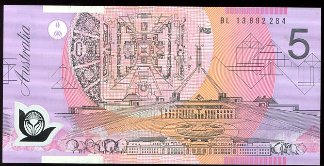 Thumbnail for 2013 $5 Uncirculated BL13 892284 UNC