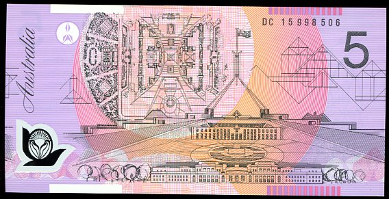 Thumbnail for 2015 $5 Uncirculated DC15 998506 UNC