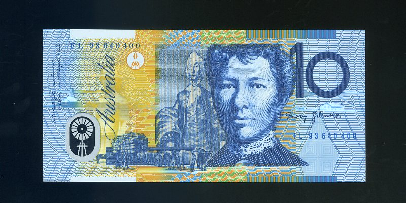 Thumbnail for 1993 Blue Dobell FL93 640400 - Uncirculated
