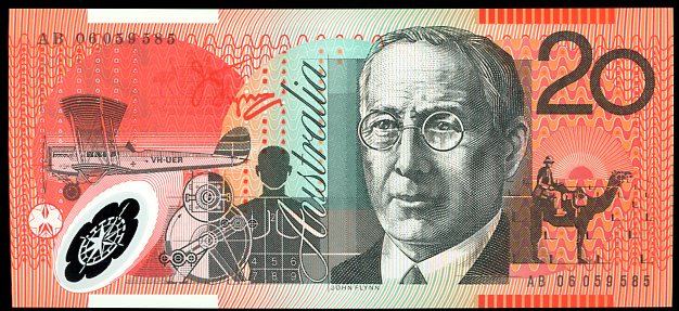 Thumbnail for 2006 $20 Polymer AB06 059585 UNC