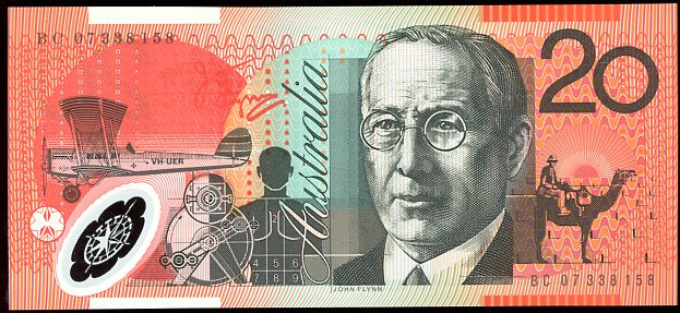 Thumbnail for 2007 $20 Polymer BC07 338158 UNC