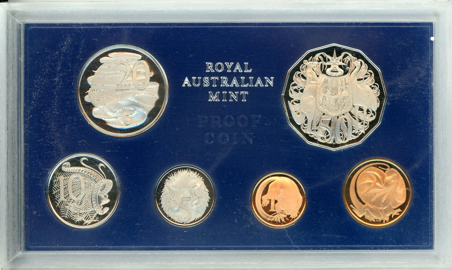 Thumbnail for 1969 Proof Set