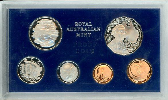 Thumbnail for 1970 Australian Proof Set