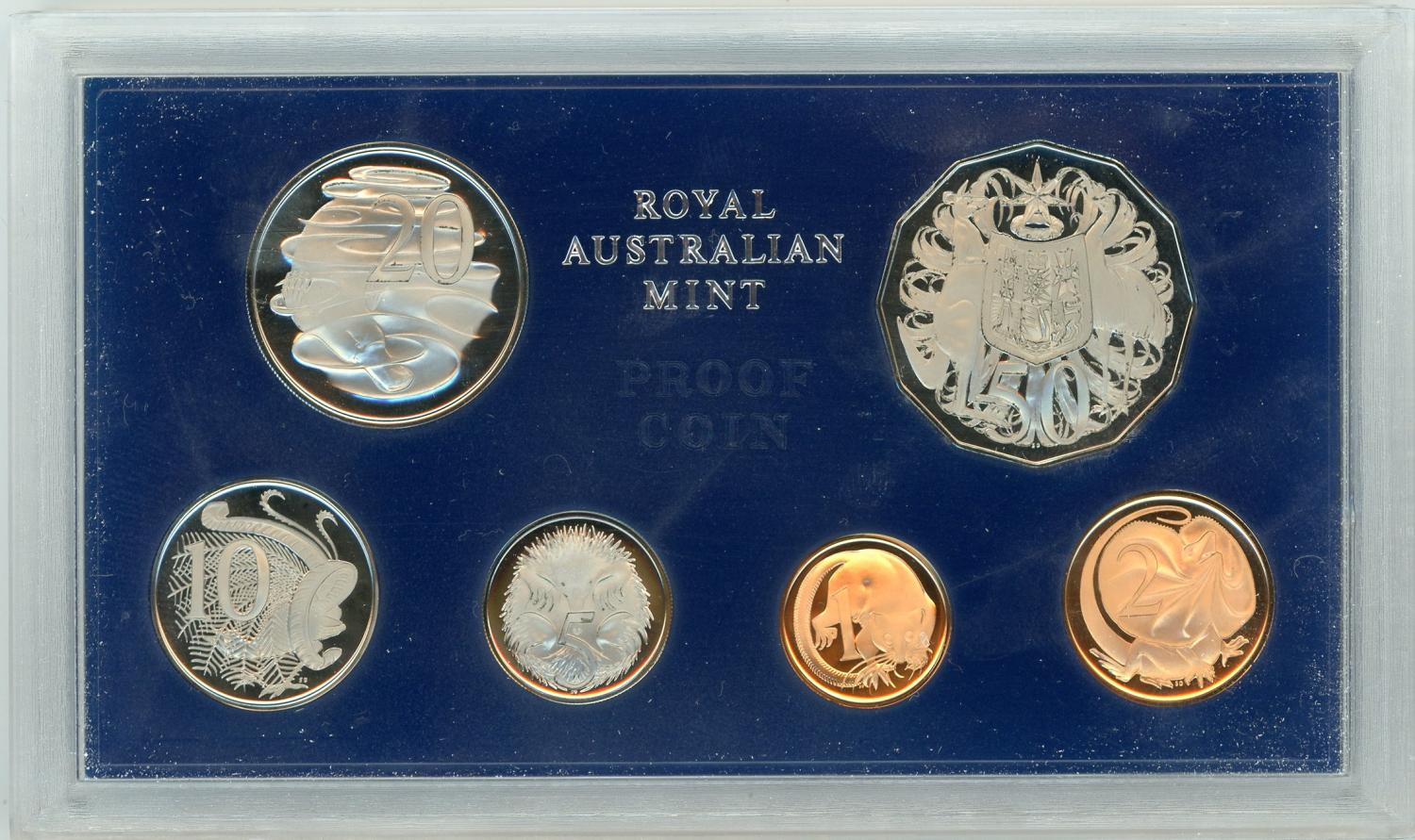 Thumbnail for 1971 Proof Set