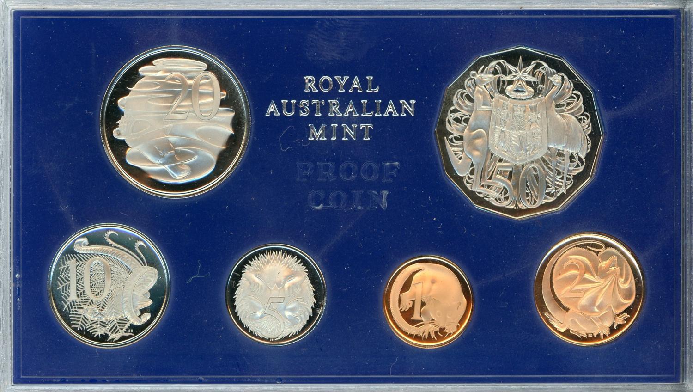 Thumbnail for 1973 Australian Proof Set