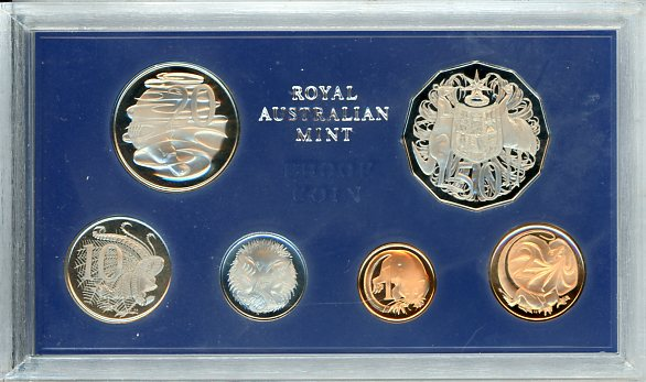Thumbnail for 1976 Australian Proof Set