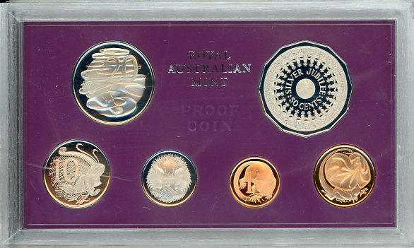 Thumbnail for 1977 Australian Proof Set