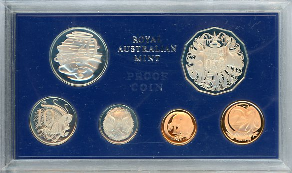 Thumbnail for 1978 Australian Proof Set